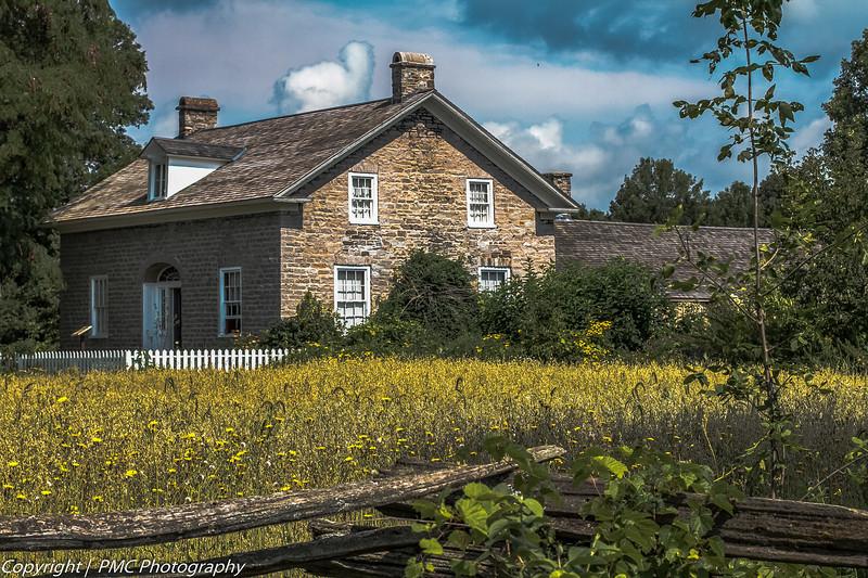 Lusck Farm, Morrisburg ON
