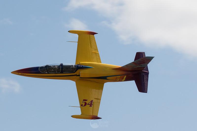 Robin1, Race 54