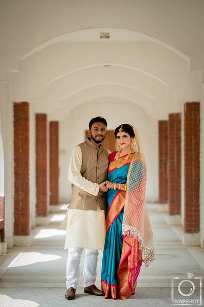 Nabila & Tanvir Nikkah