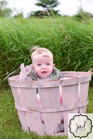 Elsie is 6 months!