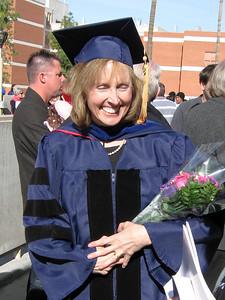 University of Arizona Graduation at McKale Center 12202008