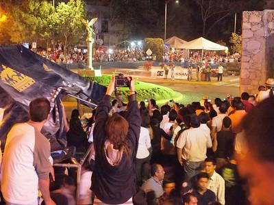 Ceremonial Opening - Guanajuato-Night Shots