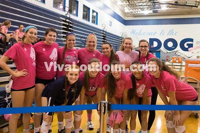 Volleyball: Tuscarora vs. Stone Bridge 10.19.2016 (Jeff Scudder)