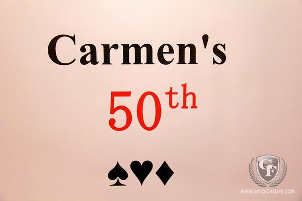 Carmen's 50th Birthday Party