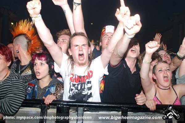 The Restarts - Rebellion Festival 2009 - Blackpool, UK - August 7, 2009