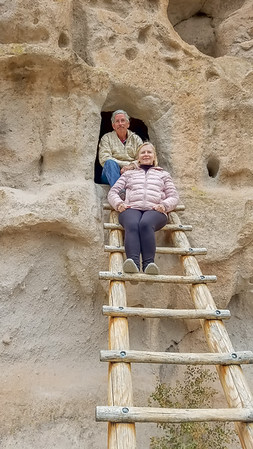 -Bandelier National Monument - NM
