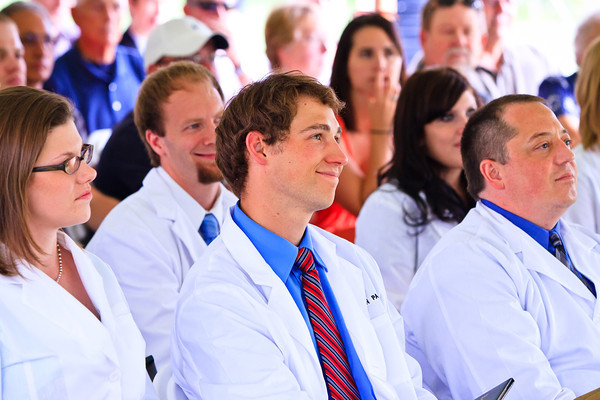 2011 MPAS White Coat Ceremony