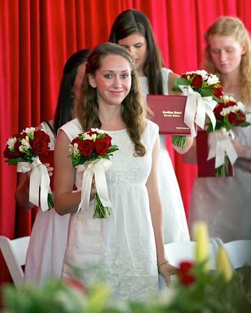 Castilleja Graduation 2012