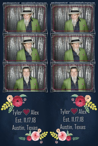 Tyler & Alex Wedding 11.17.18