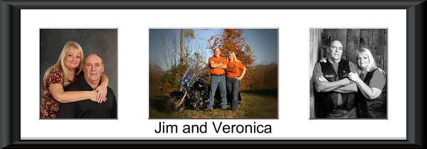Jim and Veronica