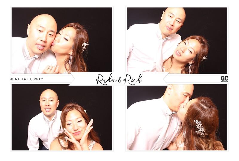 Ruda & Richard Kim 06-14-19