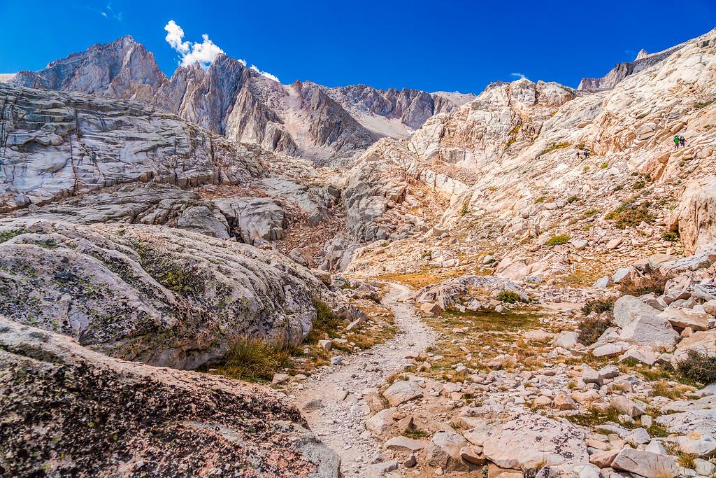 Mt Whitney Sierra Nevada California