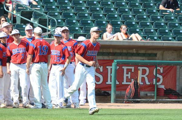 Var Baseball vs South Sioux City at State