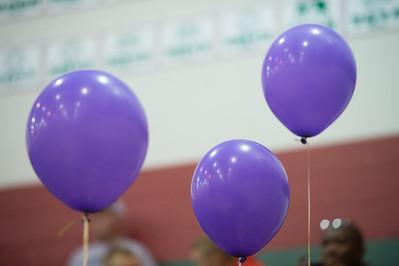 vs Martinsburg - Purple Night