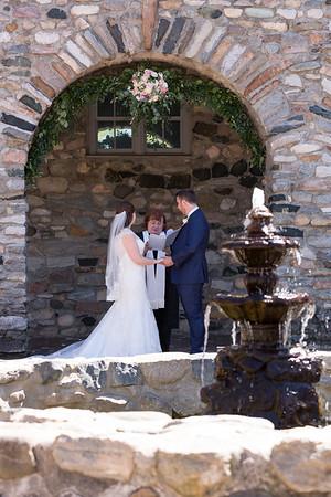 Sarah + Jay | Castle Farms Wedding Charlevoix Michigan