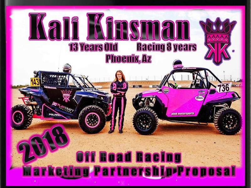 2018 Kali Kinsman Resume front page