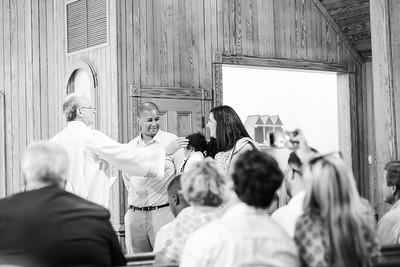 Baptism of Miles Oakley