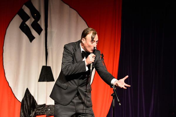 Frank Sanazi Das Vegas Nights 2013