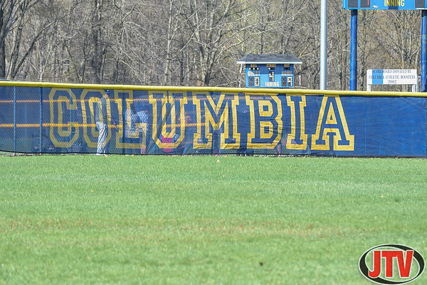 Baseball Hillsdale at Columbia Central for 04-13-2021.