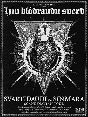 SINMARA - Kraken 26/9 2019