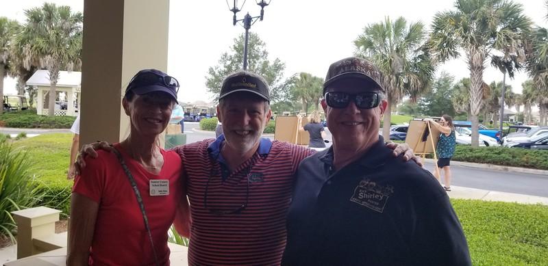 2021 GOlf Tournament Sally Moss, Bobby Caruthers & Rick Shirley.jpg