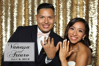 Vanessa & Arturo's Wedding - 7/6/19