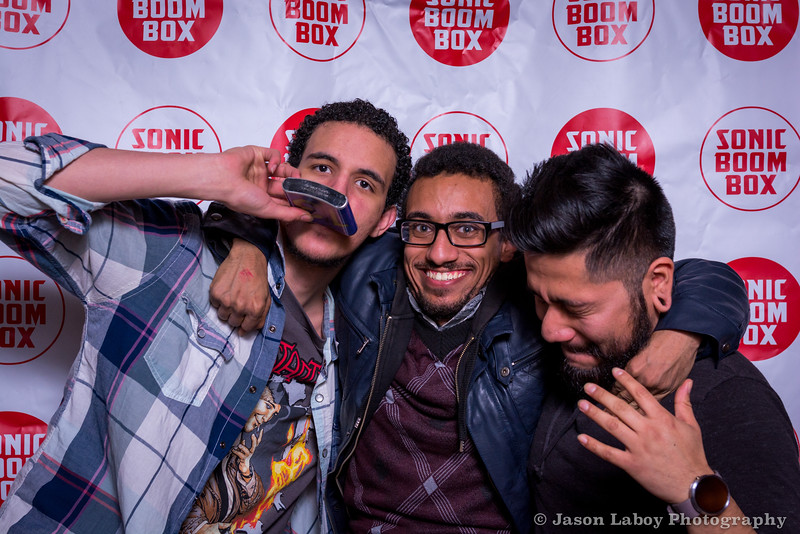 Mashfest x SonicBoomBox Year-End Party 2014, New York, NY