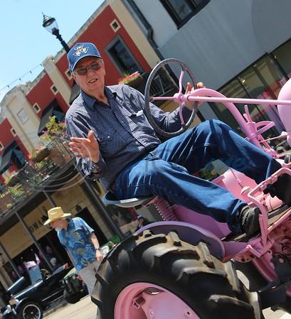 Tractors, Trucks & Fun by Byron Haden