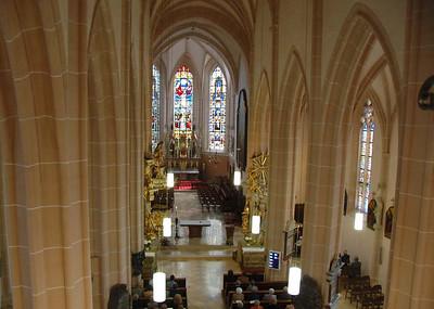 2006 04 23 Messe in der Stadtpfarrkirche