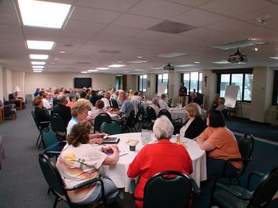 Bon Secours Spiritual Center, Marriottsville, MD 2009 Jun