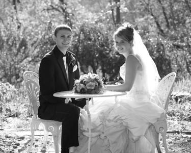 Ouellette-Earl Wedding