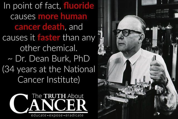 Why is Flouride, a known Poison, added to Our Drinking Water ?