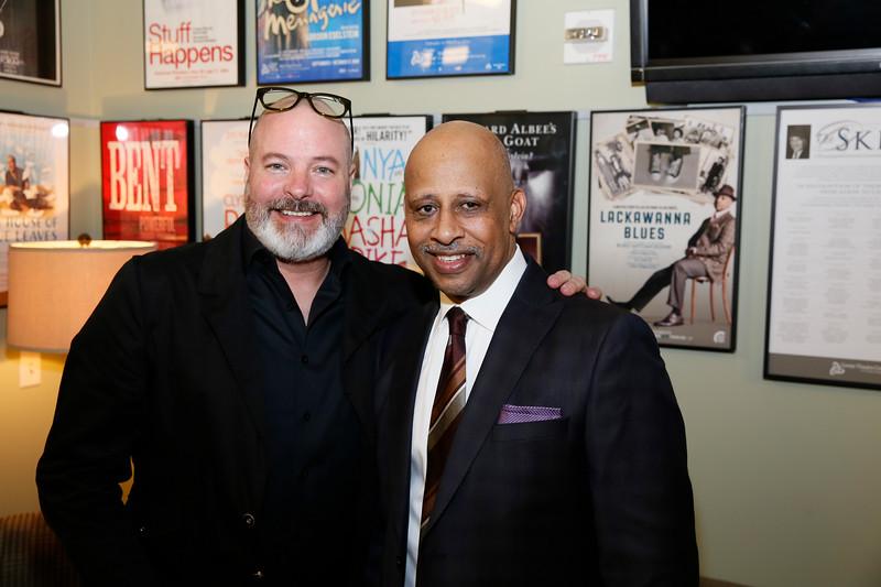 """Lackawanna Blues"" Center Theatre Group/Mark Taper Forum, Los Angeles, America - 13 Mar 2019"