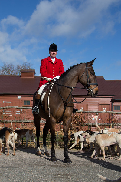 Newmarket & Thurlow Hunt 2014