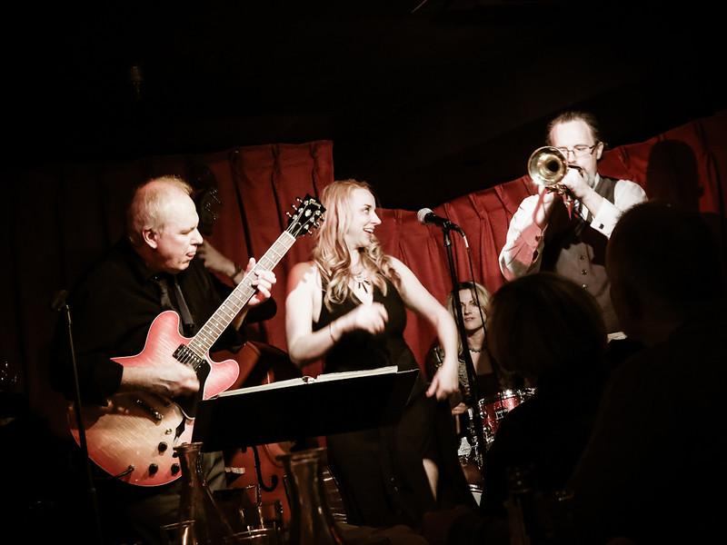 Paris Bistro Jazz Club, Chestnut Hill, PA