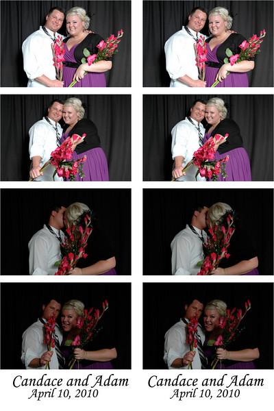 Preston Wedding Photo Booth