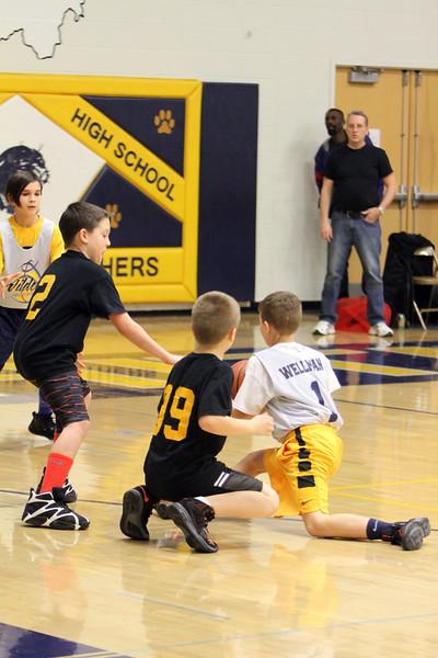 02-14-15  Basketball Game