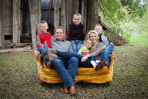 MIller Family - 2013
