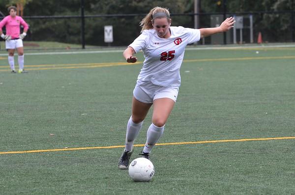 Varsity Girls Soccer: GA vs SCHA