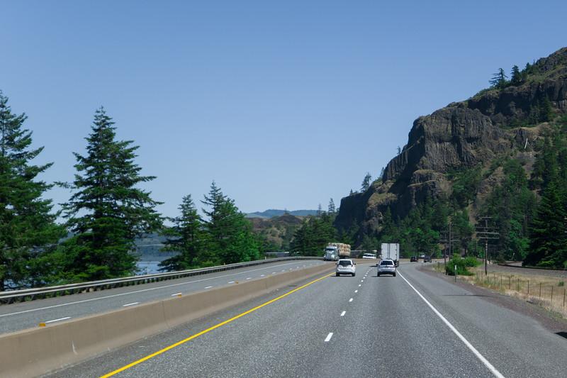 Columbia River Gorge I-84