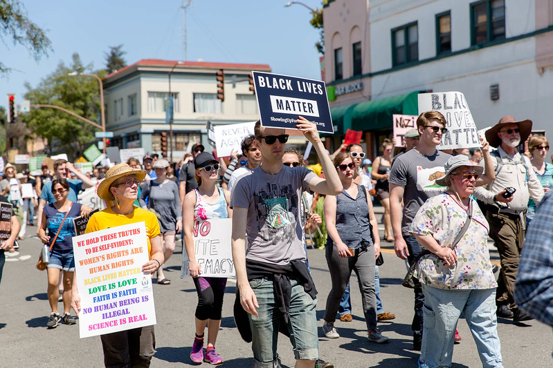 20170827 - 974C0549 -SURJ Bay Area Rally March BerkeleyAnti Facism 2017 - photographed by Sam Breach 2017 - 1080 short edge.jpg