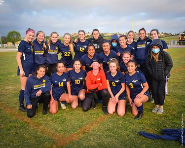 AG Girls Varsity Soccer vs Righetti