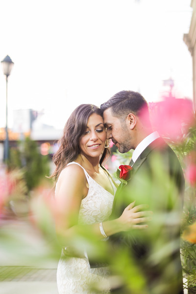 Caterina + Fabio's Wedding