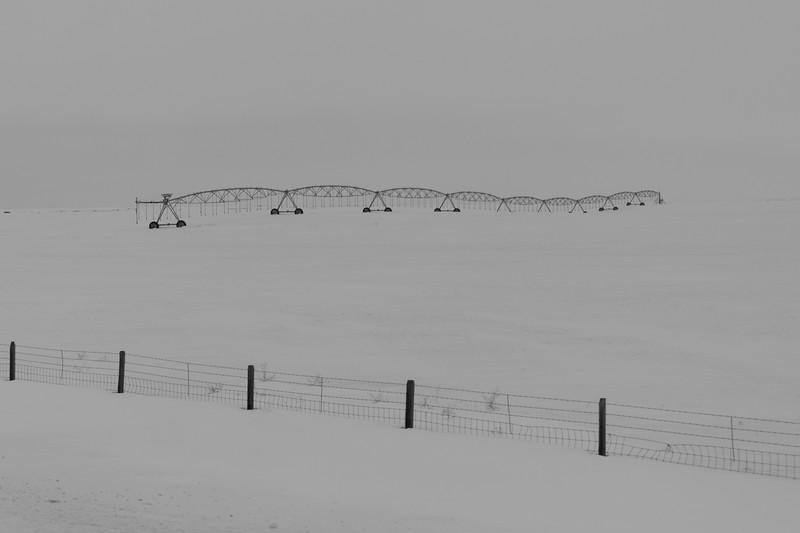 Eastern Montana Idled Irrigation