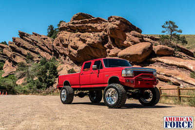 OBS Red Truck