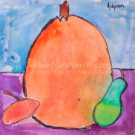 2015 Youth Art Show K-8th Grade