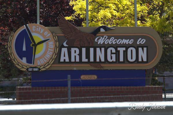 Arlington Jackpot Rodeo Sunday 2012