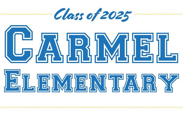 Carmel Elementary Class of 2025