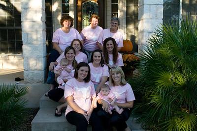 Sister Weekend Austin TX October 2008