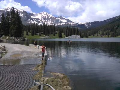 Pagosa Springs, Crested Butte